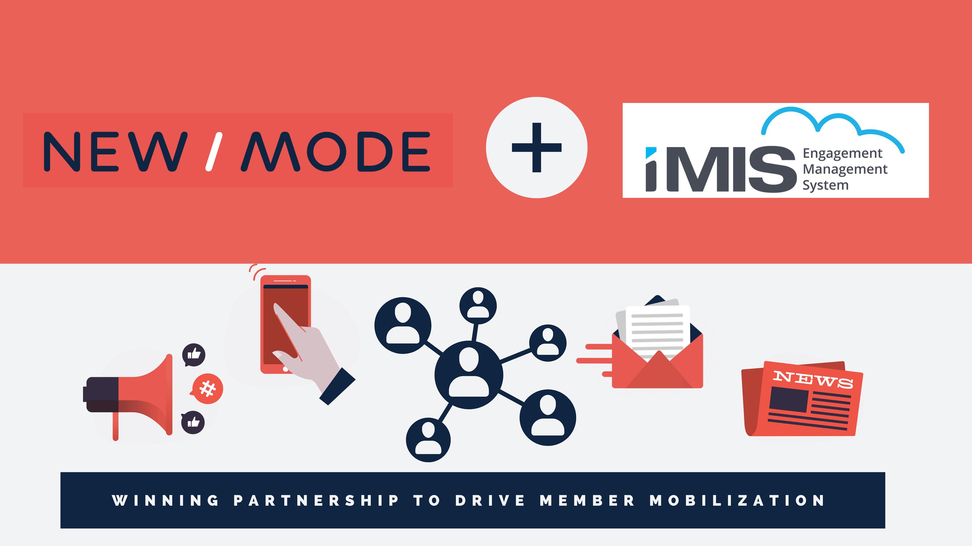 New Mode iMIS integration