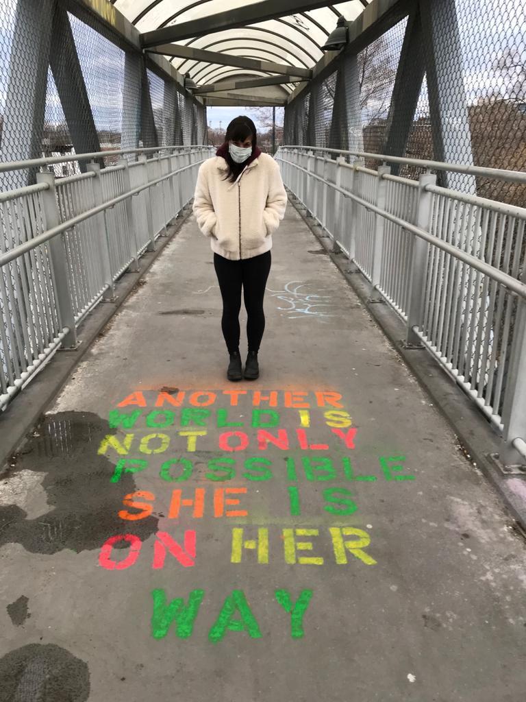 jackie dasilva bridge COVID-19 blog