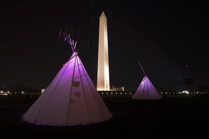 Native Nations Rise Actions