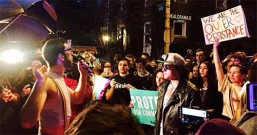 Queer Dance Party for Climate Justice