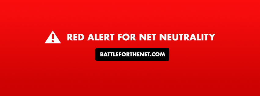 The 5 best ways to join the Internet-wide Red Alert for Net Neutrality